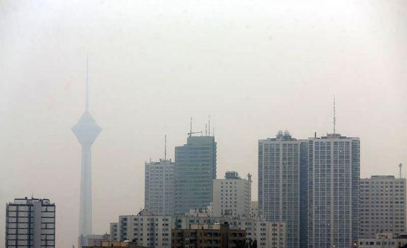 انتشار «برنامه جامع کاهش آلودگی هوای تهران»