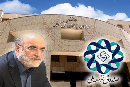ناصر سراج در سمت ریاست هیأت نظارت بر صندوق توسعه ملی ابقا شد