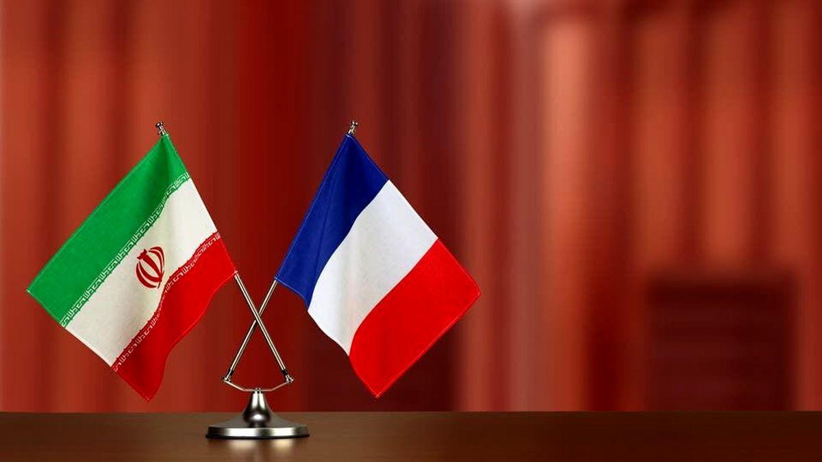 گفتگوی تلفنی وزیران خارجه ایران و فرانسه