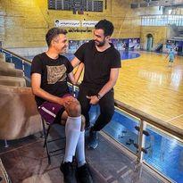 عادل فردوسیپور و برادرش در دوشنبههای بدون نود! +عکس