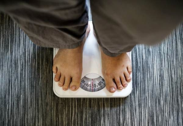مدام وزن کردن
