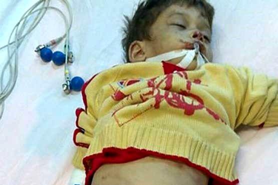 خاله سنگدل کودک 4 ساله را زیر شکنجه کشت +عکس