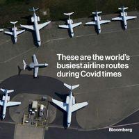 شلوغترین خطوط هوایی جهان در دوران کرونا کدامند؟/ بیشترین شمار پرواز در آسیا