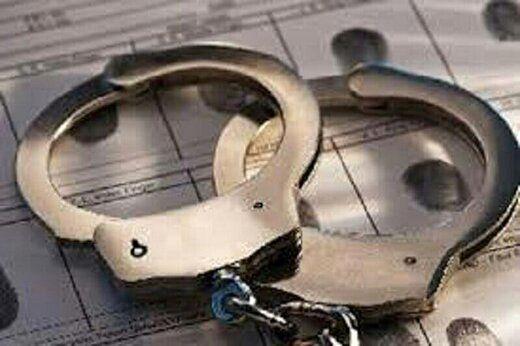 دستگیری زنی که در رشت تبلیغ فراماسونری میکرد