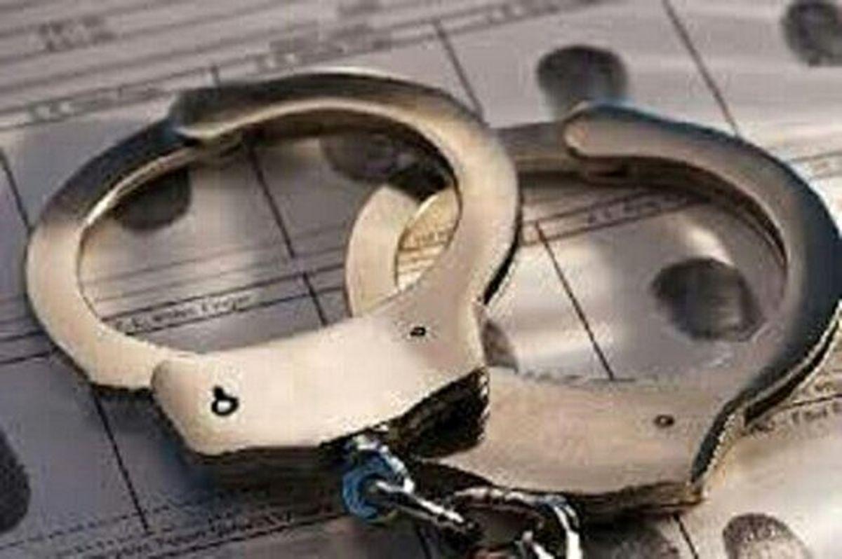 دو جوان عامل حریق بوستان ولایت دستگیر شدند