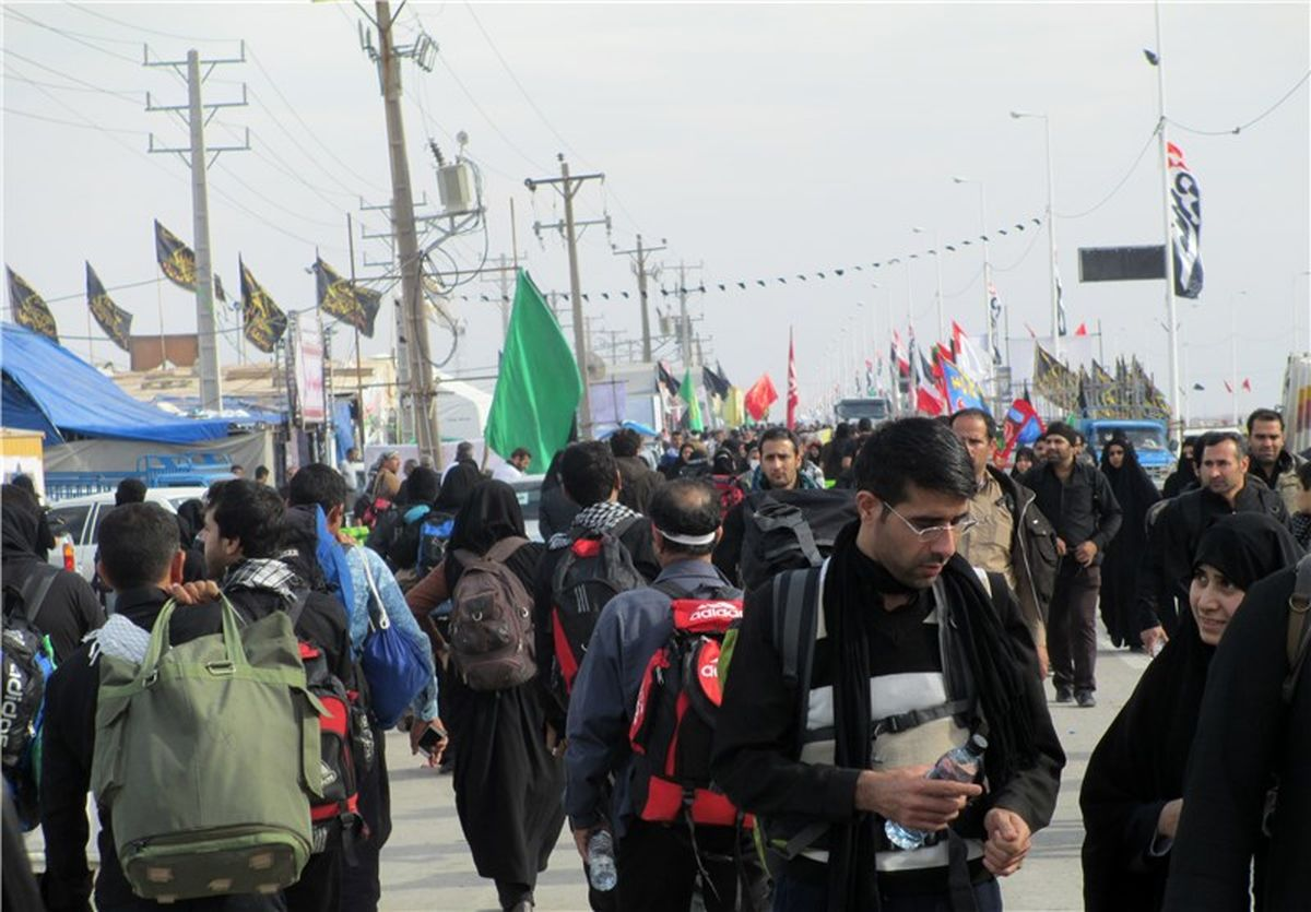 جلوگیری از ورود افراد بدون گذرنامه و ویزا به مرز مهران