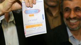 بقایی نام احمدینژاد را در برگه رای نوشت +فیلم