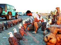 نفوذ دستفروشهای ایرانی به ترکیه و عراق
