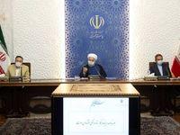 روحانی: بانک مرکزی مسئول سیاستهای ارزی است/ از صادرکنندگان متعهد حمایت میکنیم