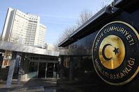 ترکیه: تحریم آمریکا علیه ایران را از نزدیک دنبال می کنیم