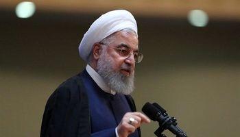 روحانی: هدیه دولت به خبرنگاران، یکسال اینترنت رایگان +فیلم