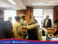 برنامههای کوتاه مدت مدیرعامل بانک صادرات ایران کلید خورد