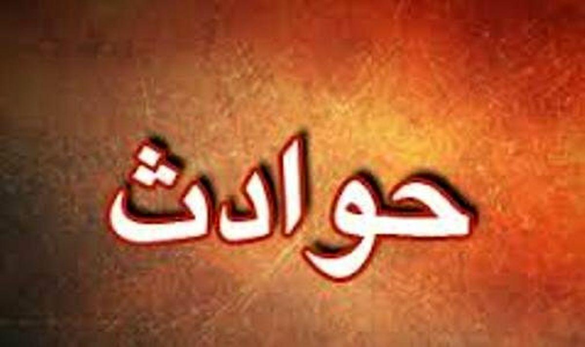 مرگ عابر ۴۴ساله براثر تصادف با نیسان