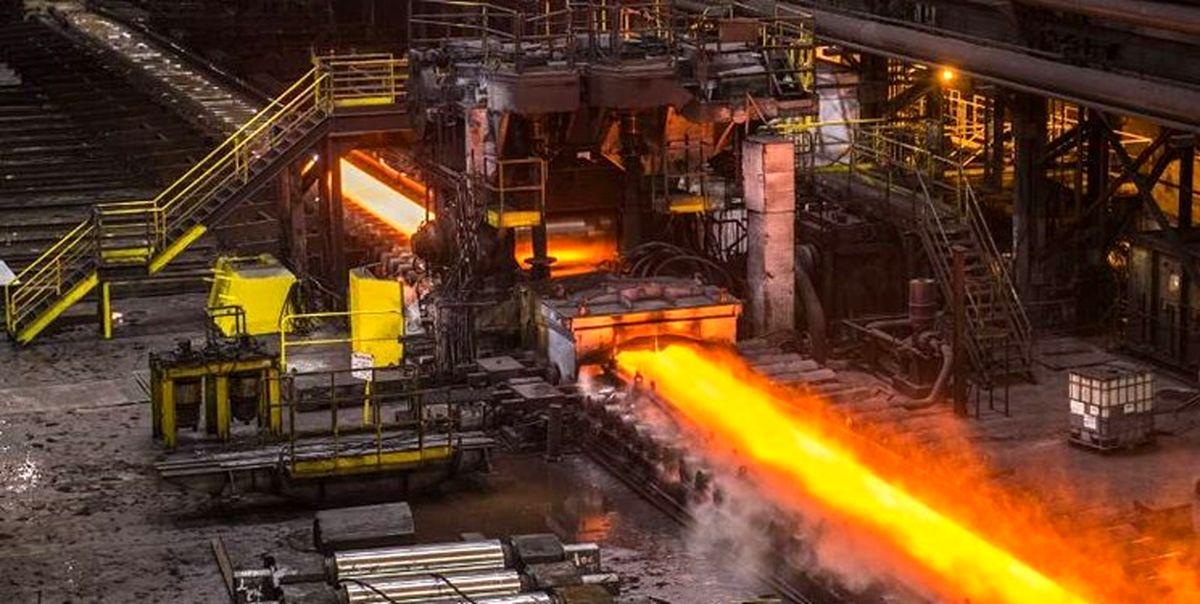 رشد ۴درصدی تولید در فولادسازهای بزرگ