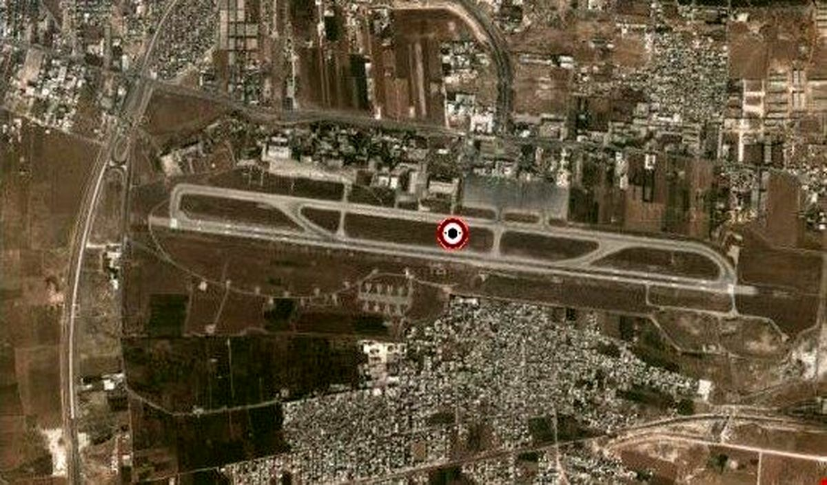 اسرائیل به حلب حمله کرد