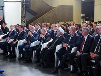 حضور روحانی در جلسه بررسی ظرفیتهای حمل و نقل اوراسیا