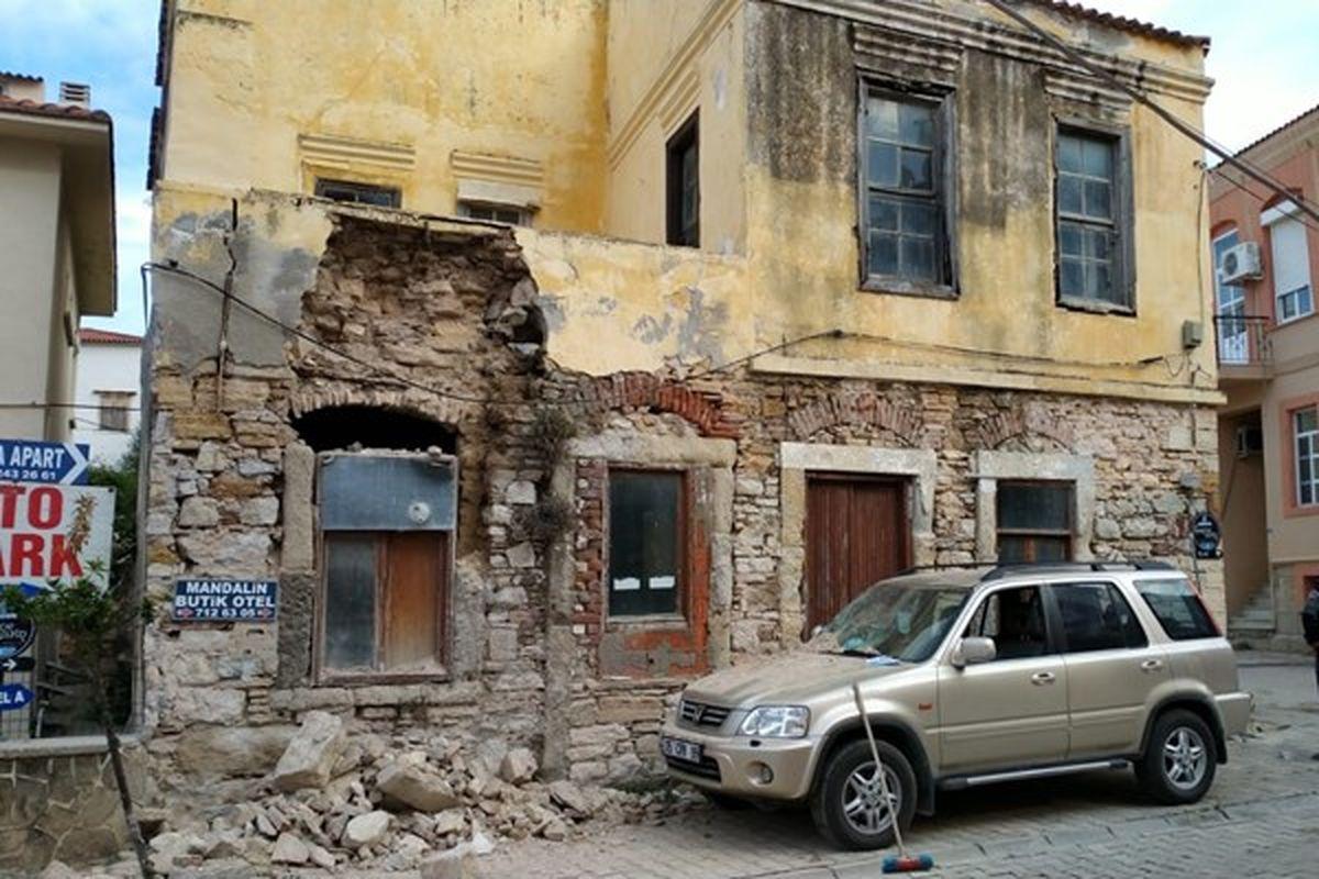 زلزله ترکیه به روایت تصاویر