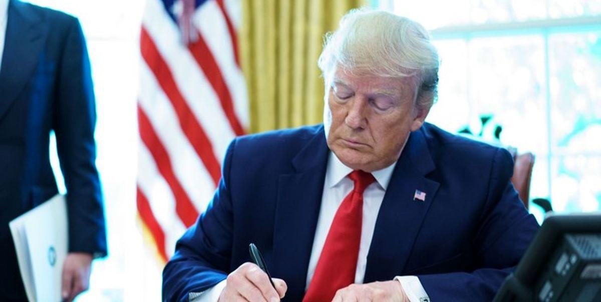واشنگتن پست: ترامپ بر از سرگیری فعالیتهای تجاری اصرار دارد