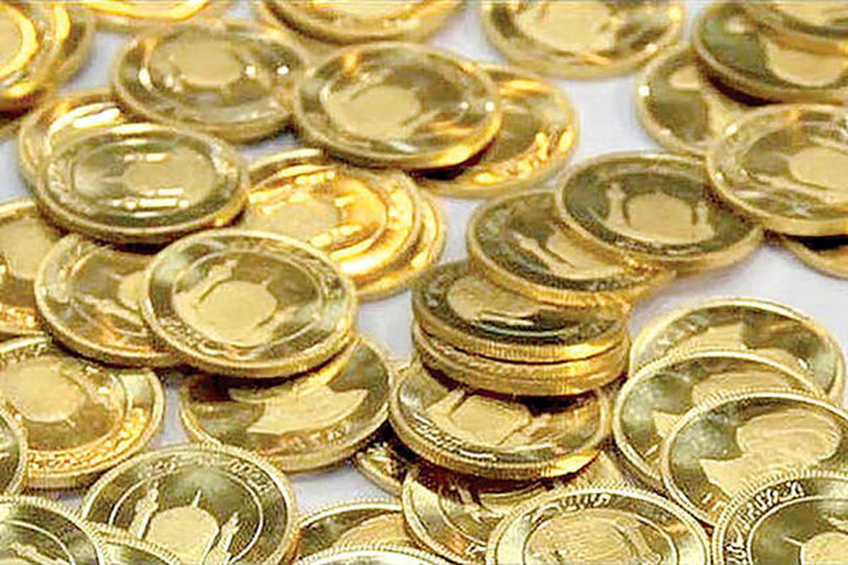 کاهش ۵۵۰هزار تومانی سکه در هفته گذشته