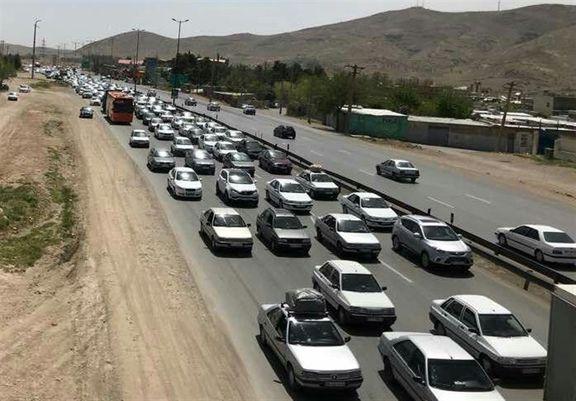 محدودیتهای ترافیکی آخر هفته