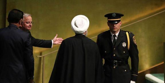 واشنگتن آزادی تردد حسن روحانی در نیویورک را محدود کرد