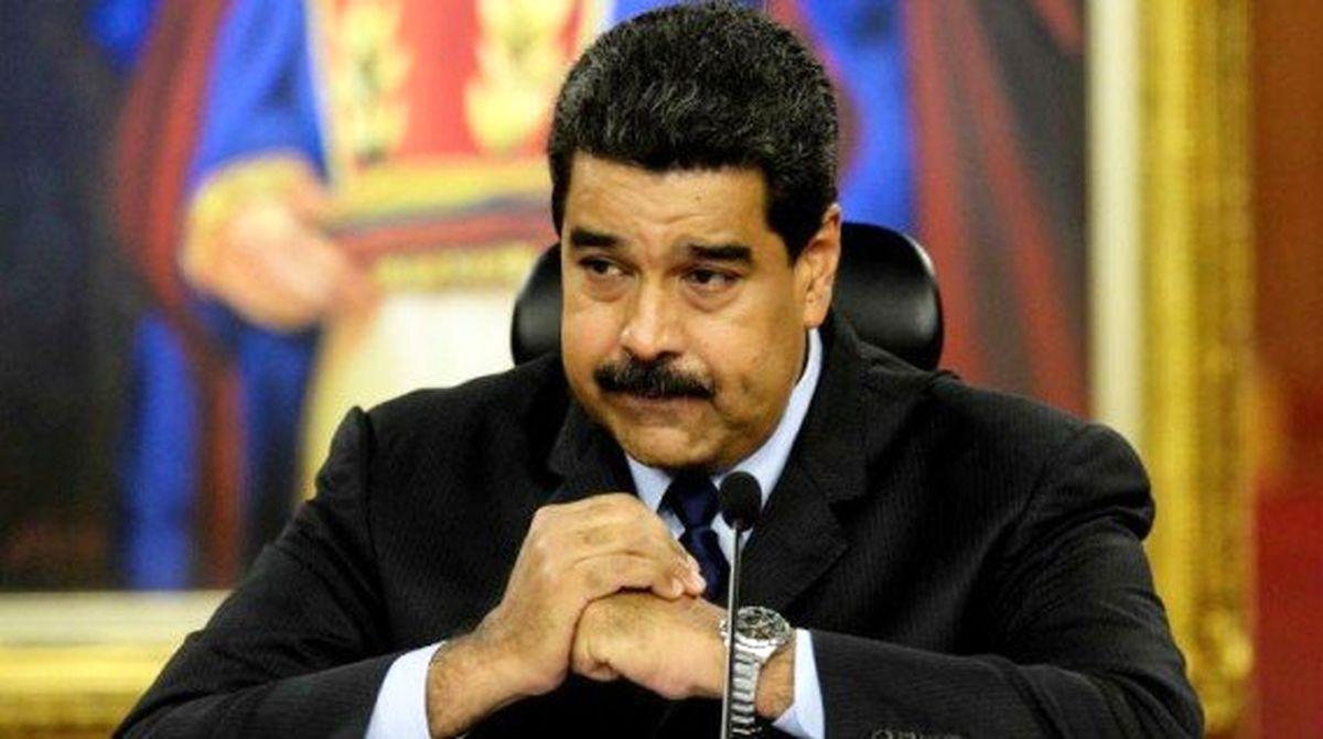 رئیس جمهور ونزوئلا از ایران تشکر کرد
