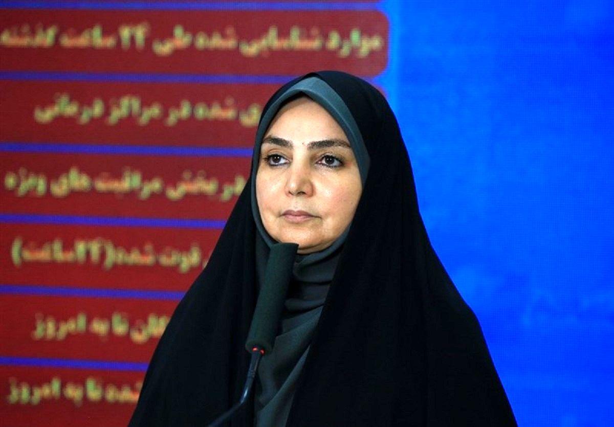 تعداد فوتیهای کرونا در ایران از ۱۱هزار نفر گذشت