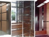 واردات انواع درب لولائی آسانسور به کشور