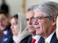 دیدارهای روز چهارشنبه وزیر امور خارجه +تصاویر