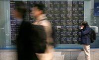 نوسان سهام آسیا- اقیانوسیه