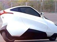 ساخت خودروی ۲ چرخ چینی با الهام از فورد +عکس