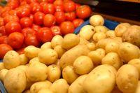 صادرات سیب زمینی و رب گوجه آزاد شد
