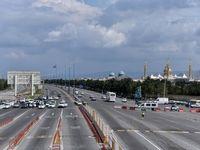 کاهش ۸۵درصدی تردد در مسیر تهران-قم