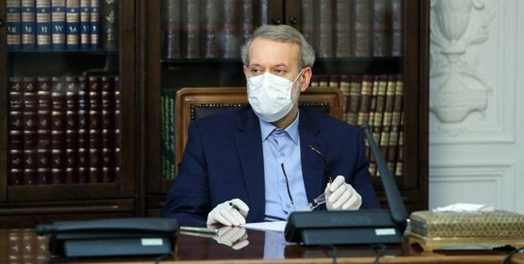 بیاعتنایی هیات رئیسه و سکوت لاریجانی درباره تغییر مصوبات مجلس