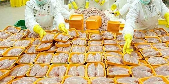 کاهش قیمت مرغ به مرز کیلویی 8هزار تومان