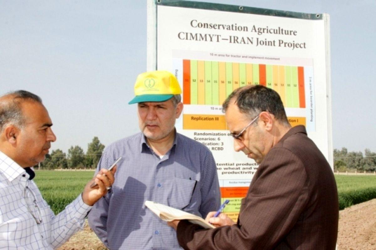 راهاندازی مرکز بینالمللی تحقیقات ذرت و گندم در دزفول