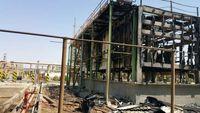 تکذیب خبر آتشسوزی مخزن نگهداری روغن صنعتی در آبادان