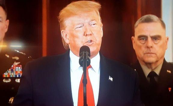 محدود کردن اختیارات جنگی ترامپ عملی خواهد شد