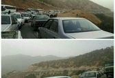ممانعت از ورود وسایل نقلیه غیرمسئول به مبادی کرمانشاه