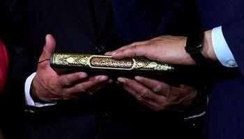 قرآن در کنگره آمریکا +تصاویر