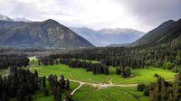 زیبایی شگفت انگیز دره سوفی +تصاویر