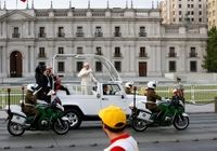سفر پاپ به آمریکای جنوبی +تصاویر
