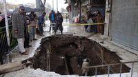 زلزله خاموش در پایتخت