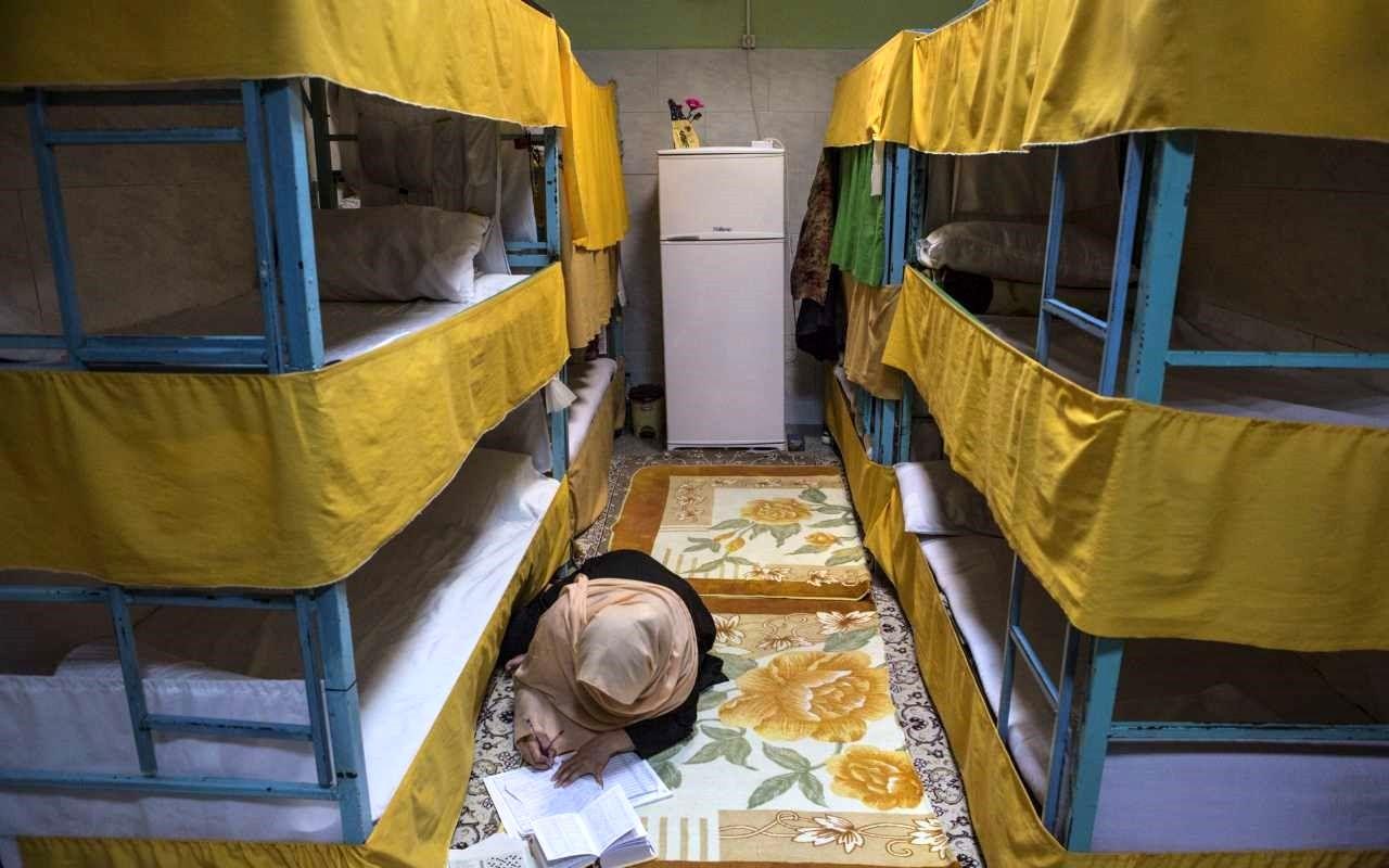 زندان زنان شهر ری