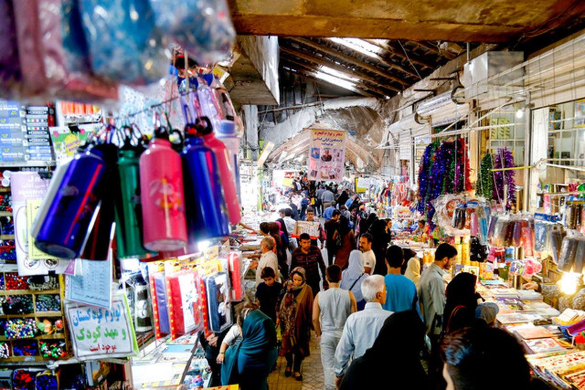 آثار کرونا بر بازار شب عید