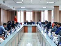 هیات تجاری پرتغال به اتاق تهران آمد