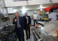غافلگیری رستوران متخلف در تهران +فیلم