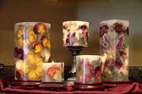 شمعهایی که دلها را نورانی میکنند