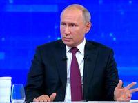 پوتین: از هرگونه بهبود در روابط آمریکا و ایران استقبال میکنیم