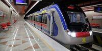 حادثه در ایستگاه مترو شهدا